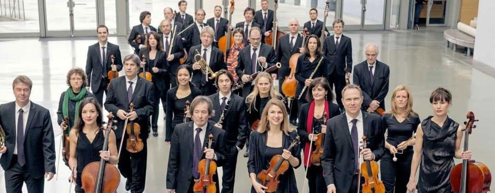 Les 40 ans de l orchestre de chambre de paris radio - Orchestre de chambre de paris ...