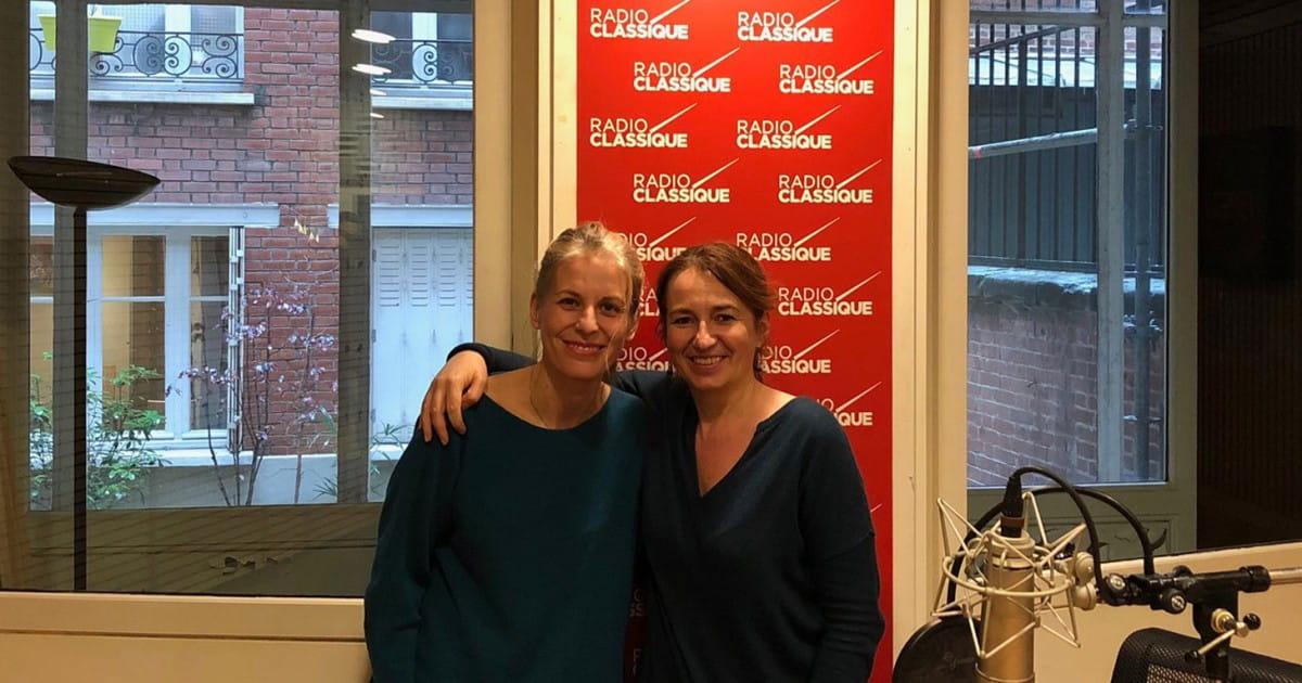 Claire-Marie Le Guay et Sabine Devieilhe