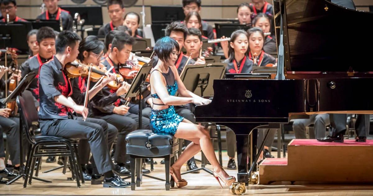 Pourquoi Yuja Wang a-t-elle suscité la polémique lors d'un concert à Vancouver ? - Radio Classique
