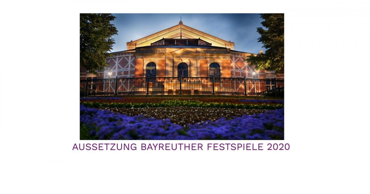 Coronavirus : Le Festival de Bayreuth 2020 annulé - Radio Classique