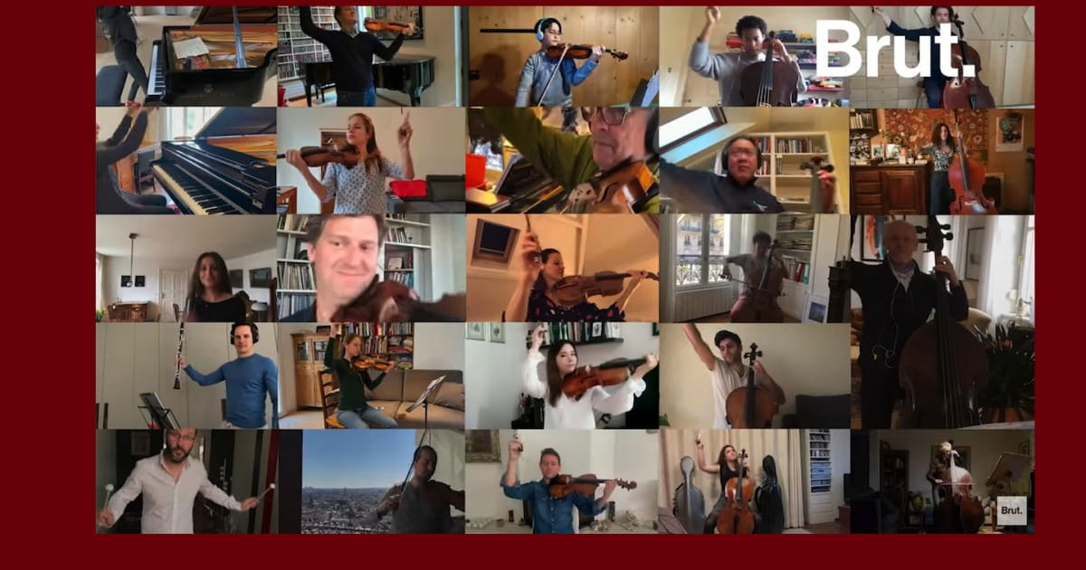 Coronavirus : Renaud Capuçon réunit ses amis pour un récital solidaire - Radio Classique