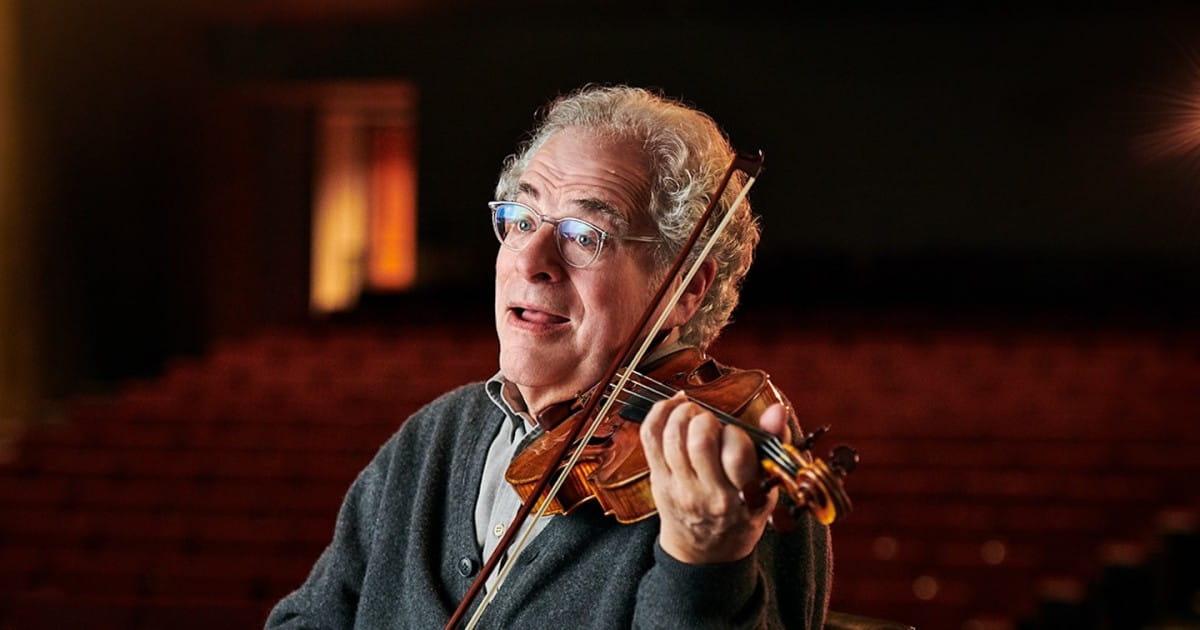 Internet : Les drôles d'histoires musicales d'Itzhak Perlman pour garder le moral - Radio Classique