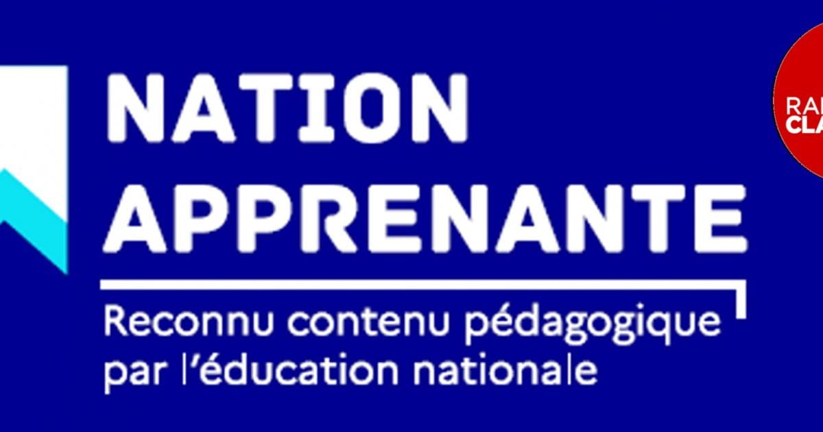 """Education : Radio Classique se joint à l'opération """"Nation apprenante"""" - Radio Classique"""