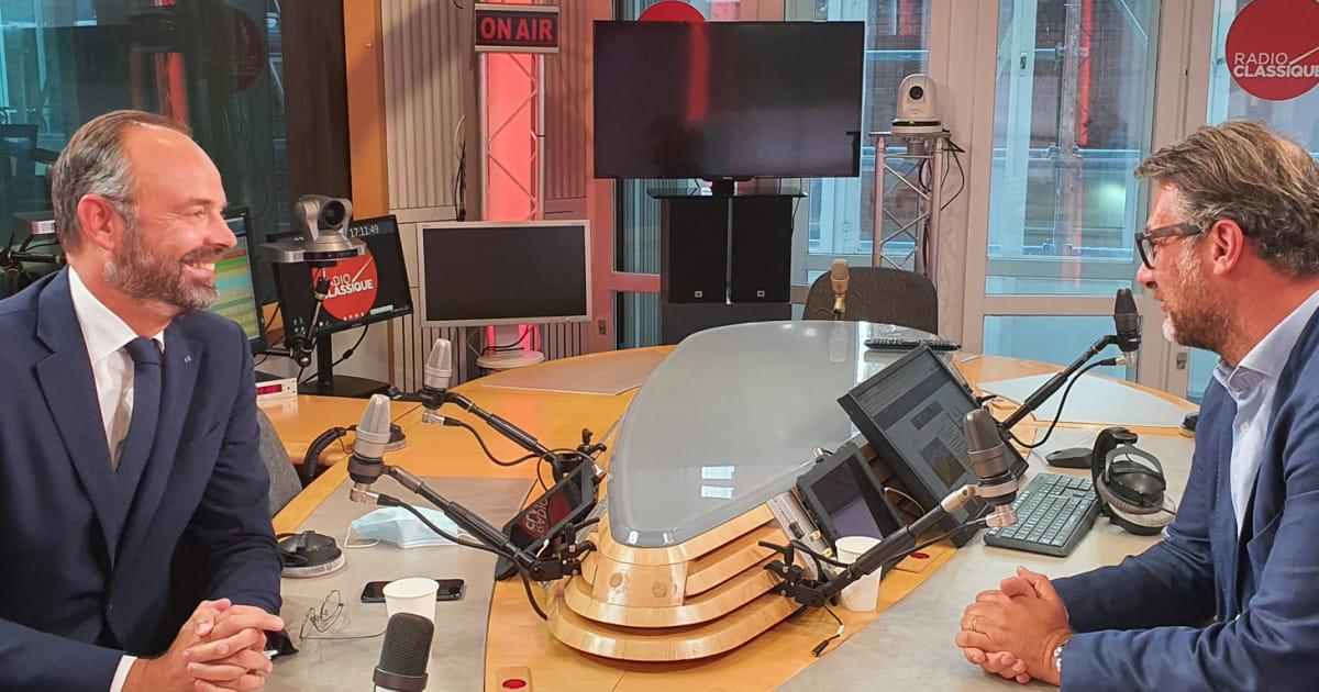 Les infos Radio Classique - cover