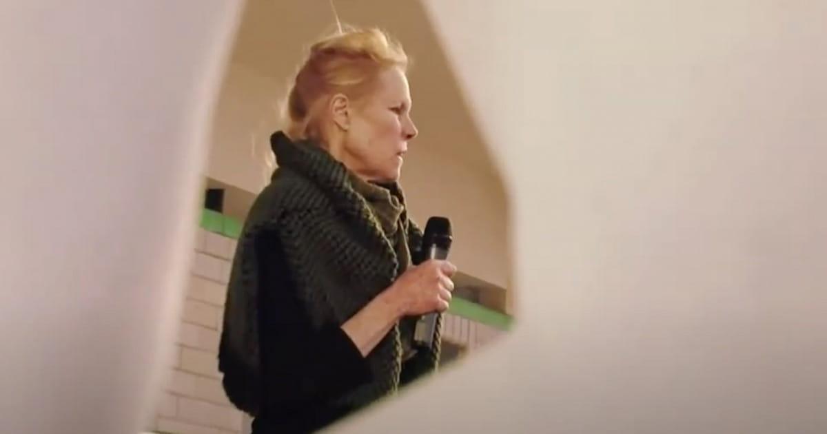 Danse : Carolyn Carlson élue à l'Académie des beaux-arts
