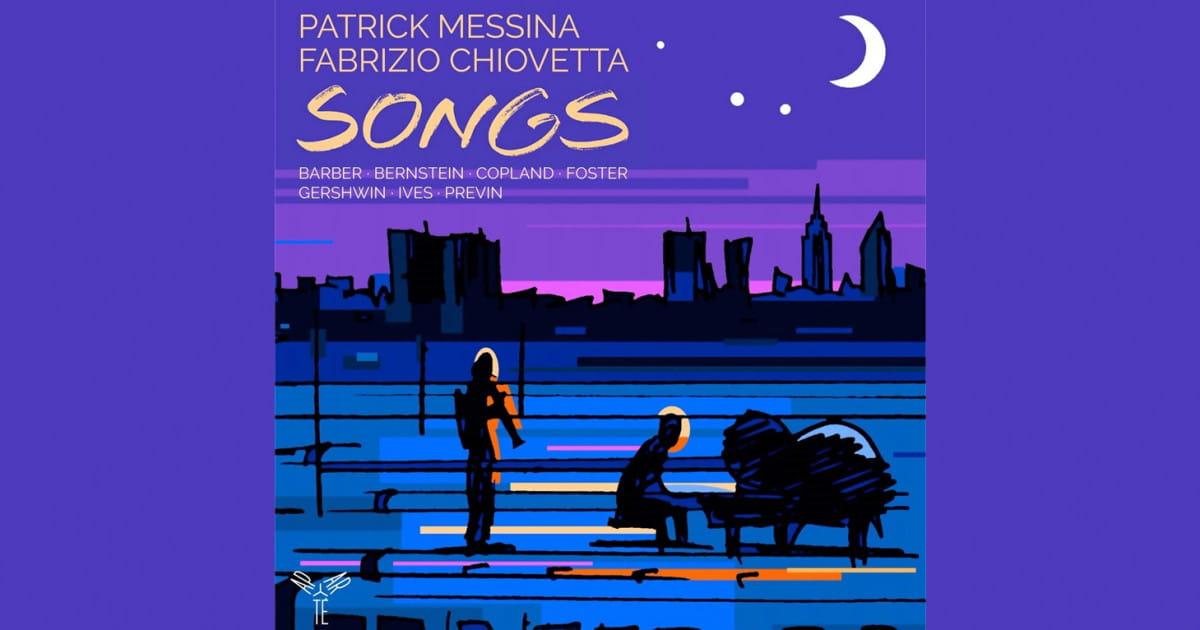 Songs : Patrick Messina convoque Gershwin, Bernstein, Copland et Barber