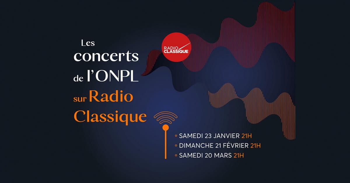 L'Orchestre des Pays de la Loire fête ses 50 ans : Guillaume Lamas, son directeur général est l'invité de Laure Mézan