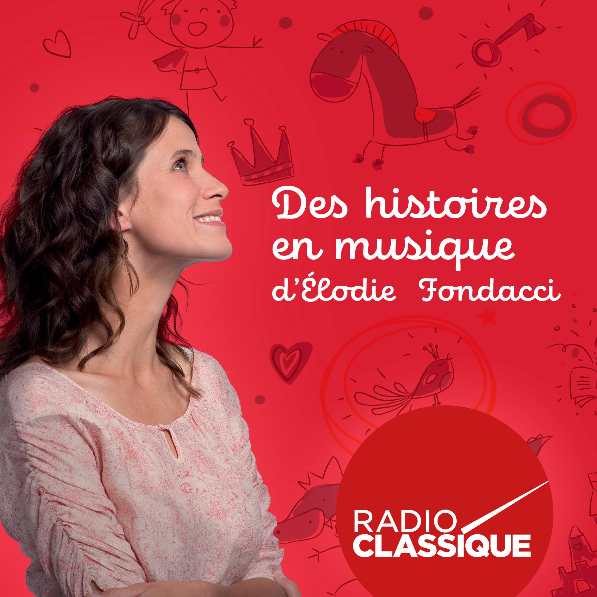 DES HISTOIRES EN MUSIQUE - cover