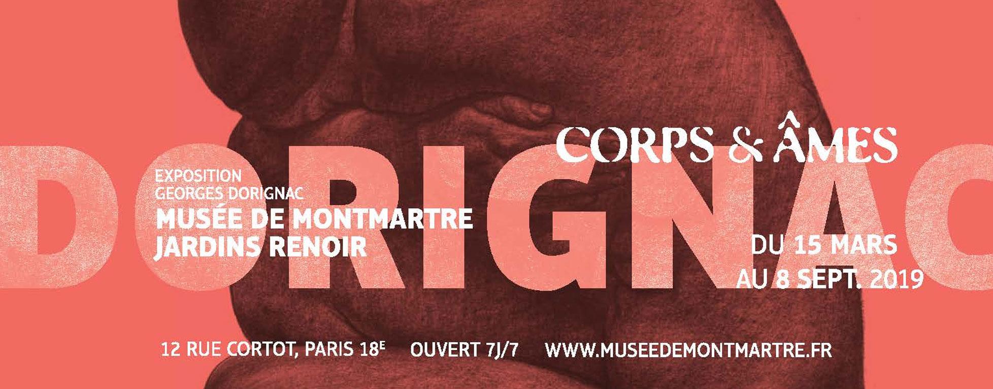 5 bonnes raisons d'aller rendre visite à Georges Dorignac au Musée de Montmartre