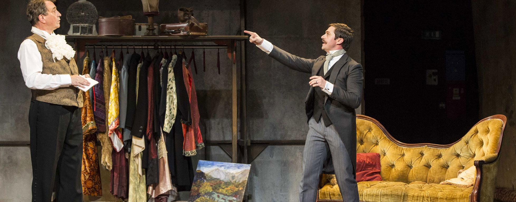 Edmond, la pièce d'Alexis Michalik, est de retour au Théâtre du Palais-Royal