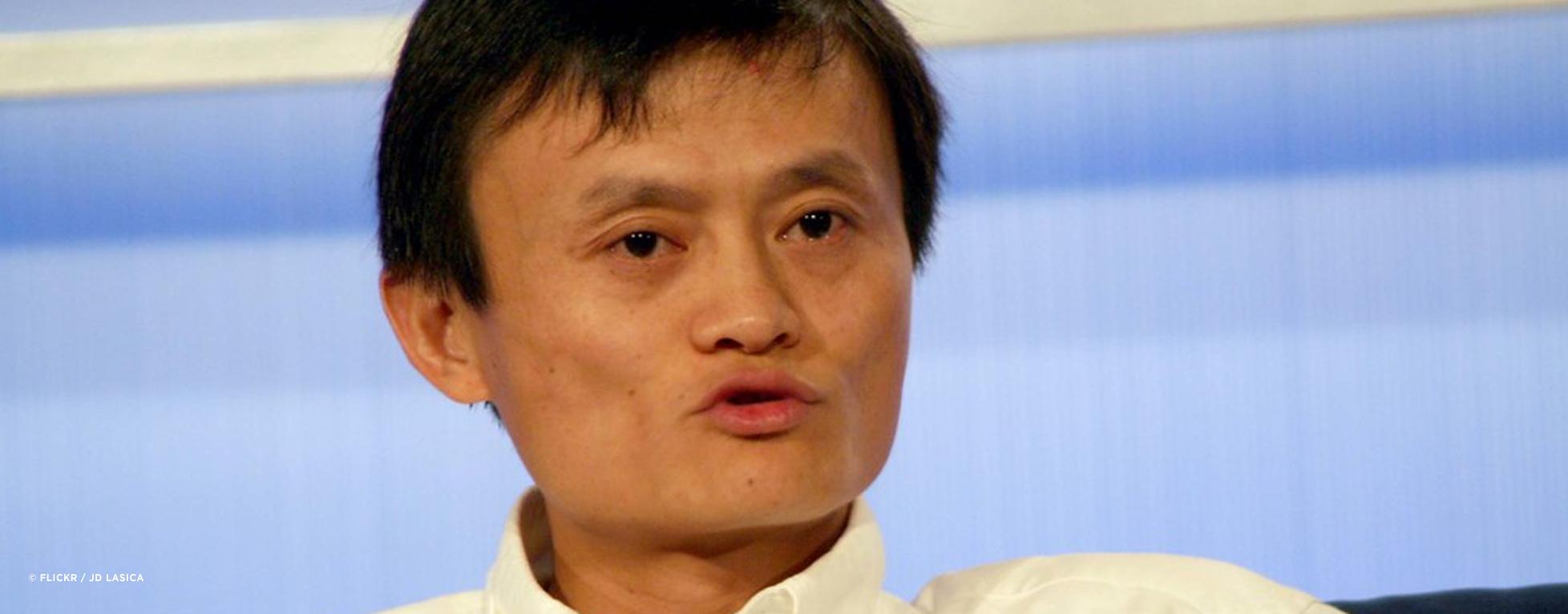 Jack Ma, le patron et fondateur d'Alibaba vient de prendre sa retraite…