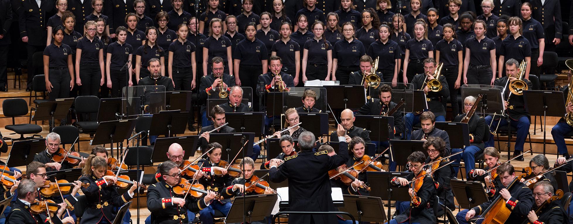Le Concert de Noël en direct depuis le Théâtre des Champs-Elysées
