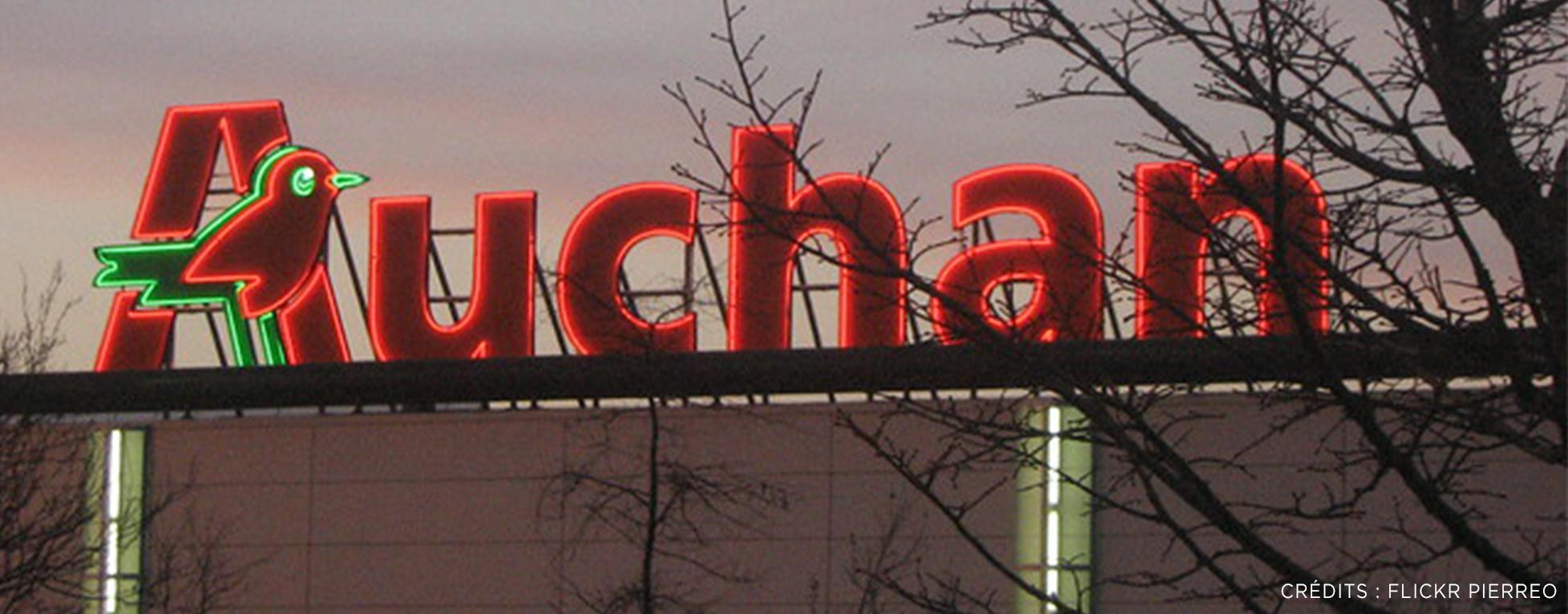Auchan, en crise, doit repenser sa stratégie