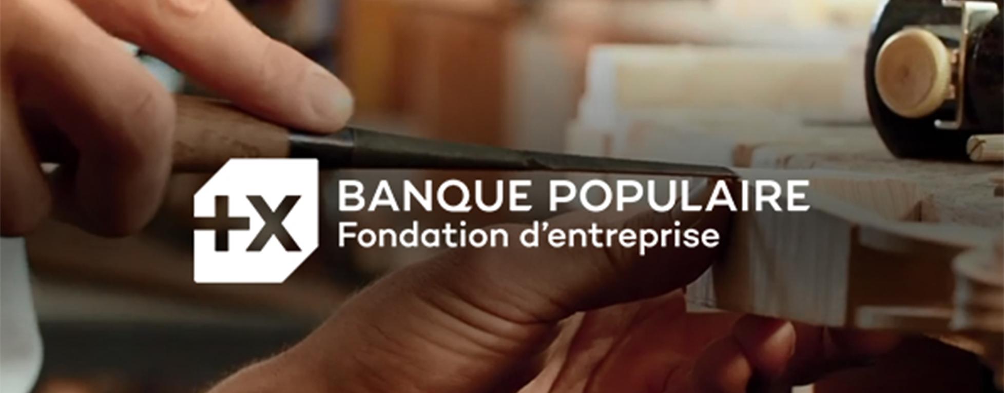 Les lauréats de la fondation Banque Populaire