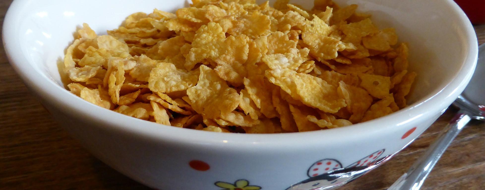 Kellogg's Corn Flakes : les céréales font de la résistance