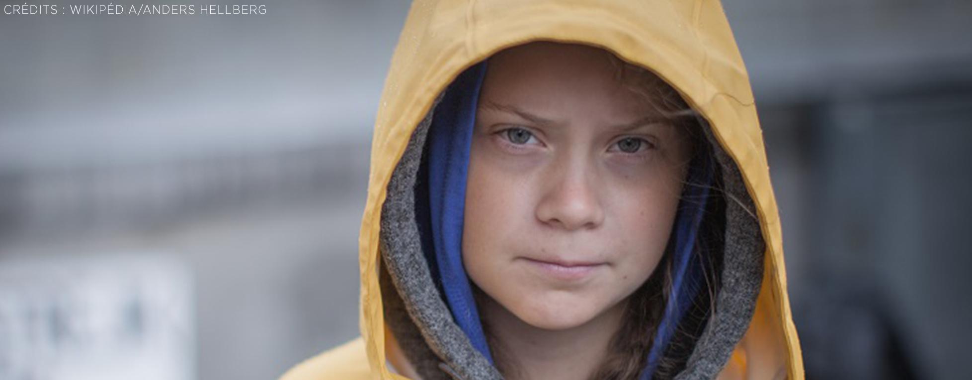 Une chorale britannique chante Greta Thunberg