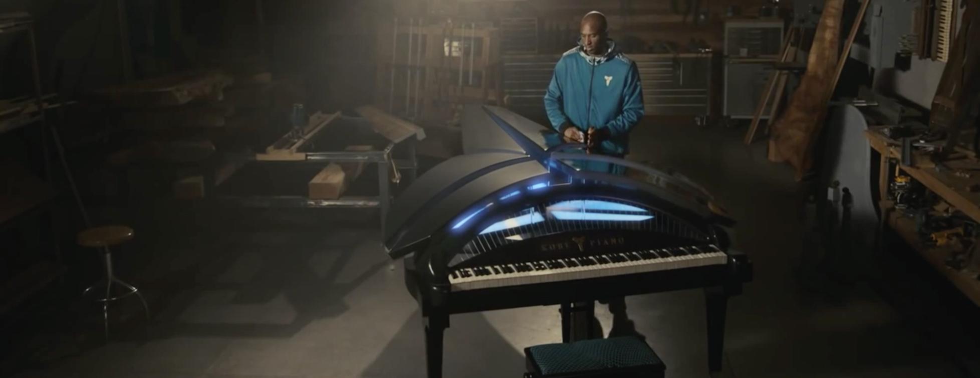 Hommage : Quand Kobe Bryant jouait Beethoven