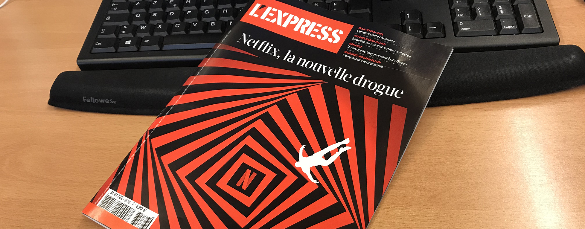 L'Express se relance aujourd'hui !