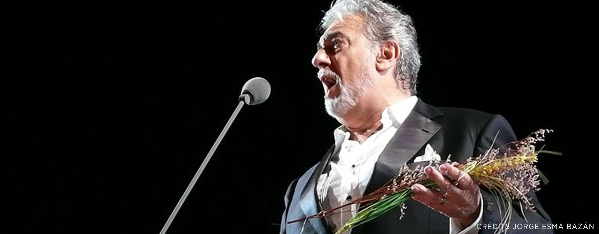 Plácido Domingo chantera bien à Berlin cette semaine