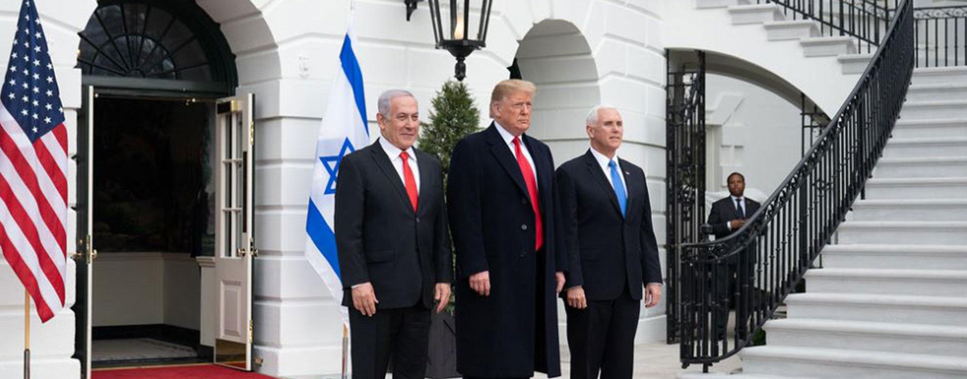 Conflit israélo-palestinien : le plan Trump, un pas de plus vers la guerre ?