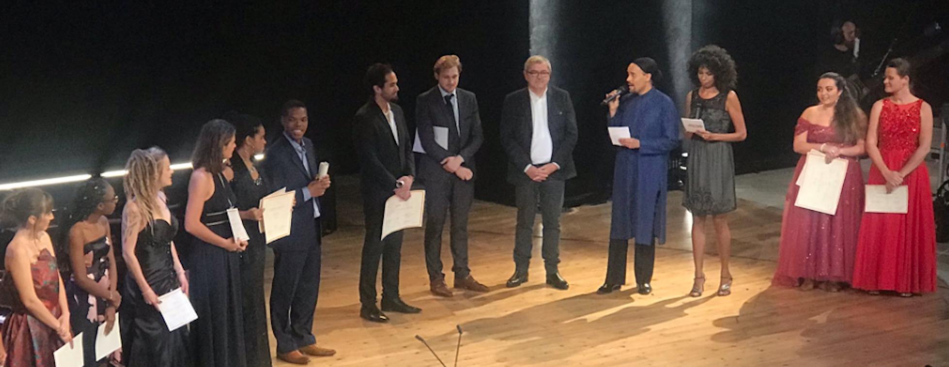 La Réunion à l'honneur du concours Voix des Outre-Mer à l'Opéra Bastille